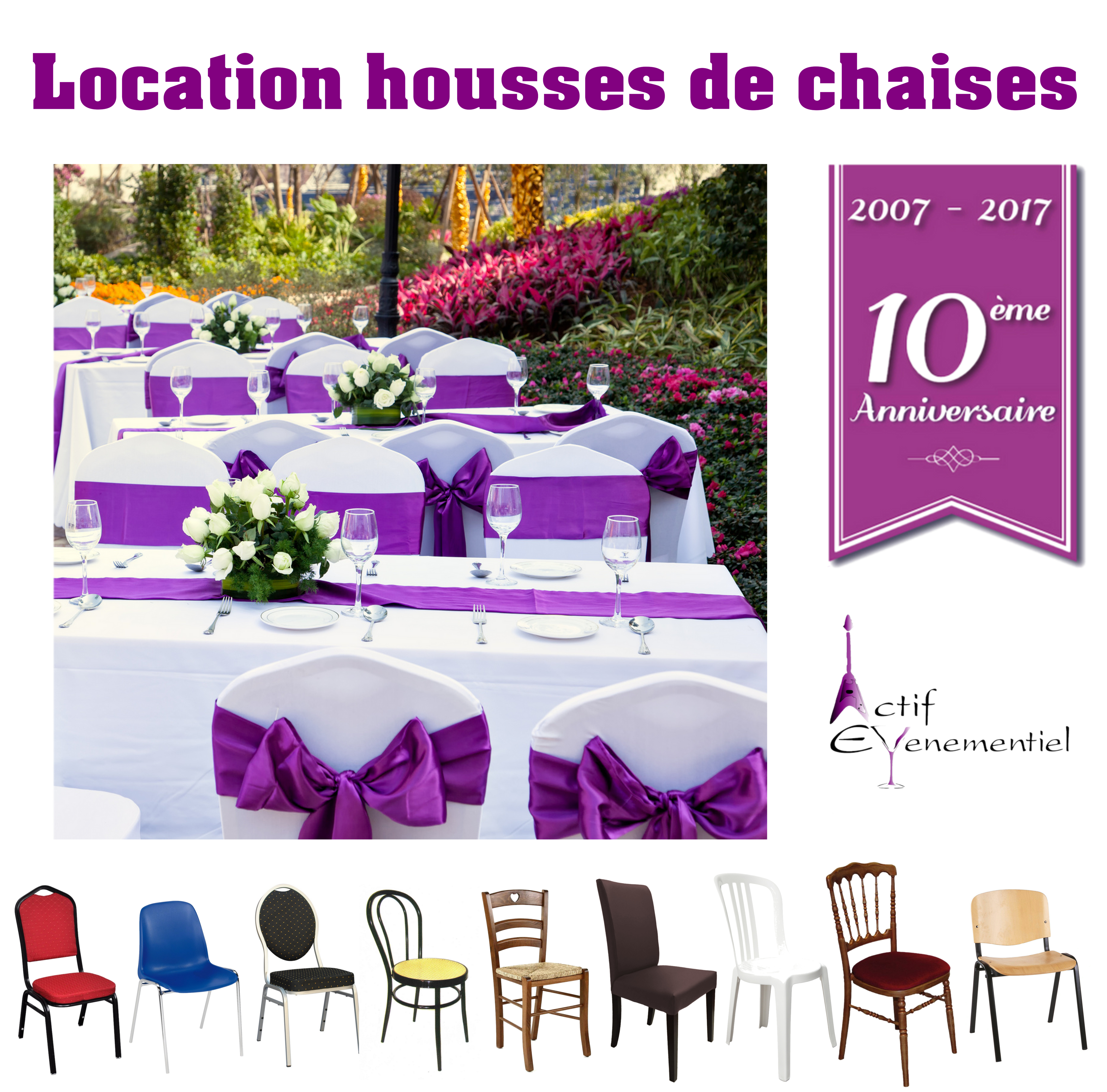 location de housse de chaises en lycra nantes 44 35 85 56 22. Black Bedroom Furniture Sets. Home Design Ideas