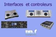 Contrôleur et interface audio