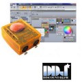 Interface controleur dmx