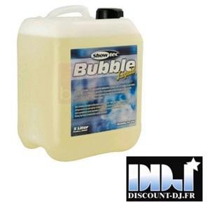 Liquide pour machine à bulle