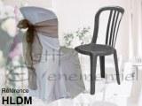 Location housse de chaise Miami